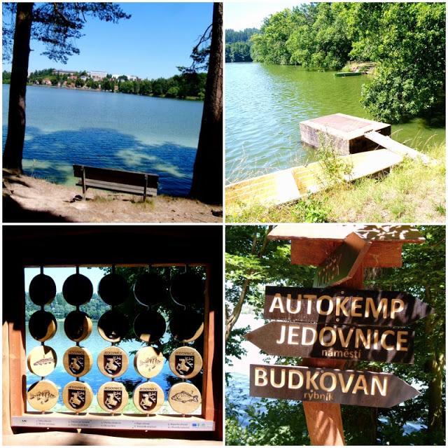 Jedovnice, Rudicke propadani, kaolinove jezirko Sec,cesta z mesta, vylet, tip,Moravsky kras, jižni Morava