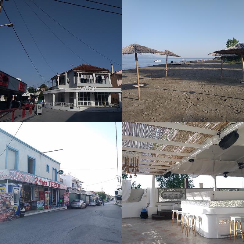 Korfu, párty, Kavos, party, místo,bar, letovisko, moře, pláž
