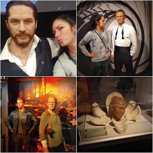 Madame, Thussaud, London, Londýn,muzeum, výlet, návštěva, voskové, figuríny